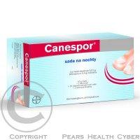 CANESPOR sada na nechty 10 g 1 set
