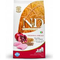 N & D Low Grain DOG Puppy Chicken & Pomegranate 800g