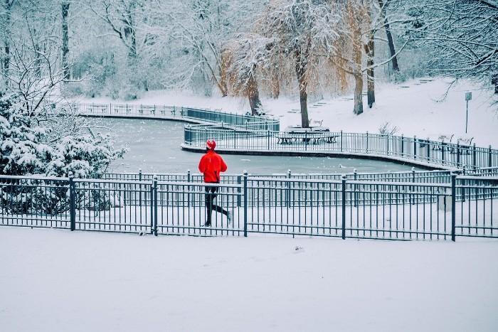 Na čo si dať pozor pri behaní v nižších teplotách