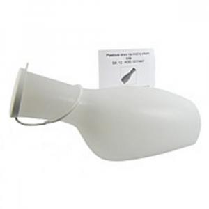 Nádoba na moč mužská plastová s odmerkou 1000 ml