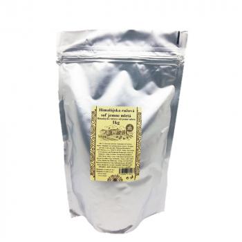 NAJTELO Himalájska soľ jemná ružová 1 kg