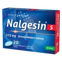 NALGESIN S 275 mg 20 tabliet