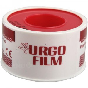 Náplasť Urgo Film transparentné 5 mx2.5 cm perforovaná