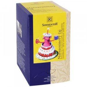 Narodeninový čaj bio 27 g dvojkomorový