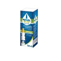 NASAL DUO ACTIVE 1,0/50 mg/ml nosová roztoková aerodisperzia 10 ml