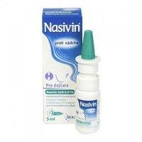 NASIVIN Soft 0,01 % int nao 5 ml