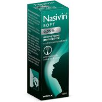 NASIVIN SOFT 0,05 % aer nao 10 ml