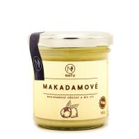NATU Makadamiový krém 140 g