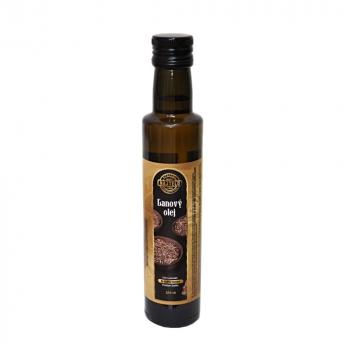 NAJTELO Ľanový olej extra panenský 250 ml