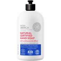 NATURA SIBERICA Mydlo na ruky s antibakteriálnym účinkom 500 ml