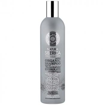 NATURA siberica Šampón pre všetky typy vlasov Objem a starostlivosť 400 ml