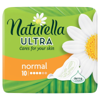 Naturella Camomile ultra normal 10 kusov