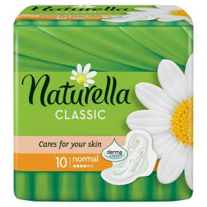 Naturella Camomile classic normal 10 kusov