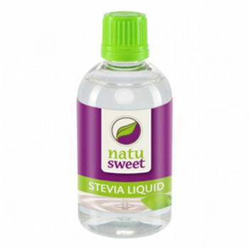 NATUSWEET Stevia liquid sladidlo 100 ml