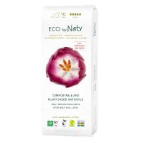 ECO BY NATY Materské vložky po pôrode 10 ks