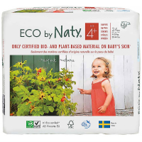 NATY Plienky Maxi+ 9-20 kg  24 ks