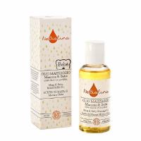 NEBIOLINA Masážny olej pre bábätká aj mamičky 100 ml