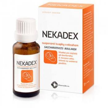 NEKADEX kvapky 10 ml