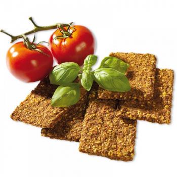 Lifefood nepečené vita placky paradajkové BIO 90 g