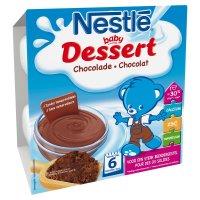 NESTLÉ Dezert desiata Kakao 4x100 g