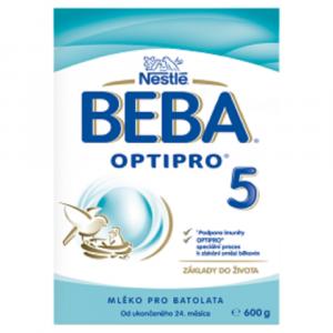 NESTLÉ Beba OPTIPRO 5 dojčenská výživa 600 g