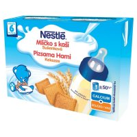 NESTLÉ Mliečko s kašou sušienky 2x200 ml