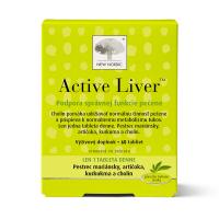 NEW NORDIC Active liver 60 tabliet