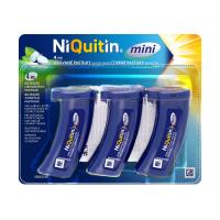 NIQUITIN Mini 4 mg 60 tvrdých pastiliek