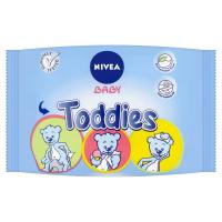 NIVEA Baby multifunkčné obrúsky Toddies60 kusov