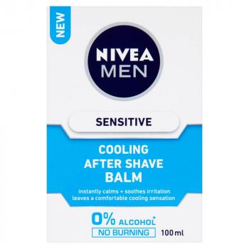 NIVEA MEN balzam po holení Sensitive Cooling 100 ml