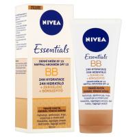 NIVEA BB hydratačný krém 5v1 tmavá pleť