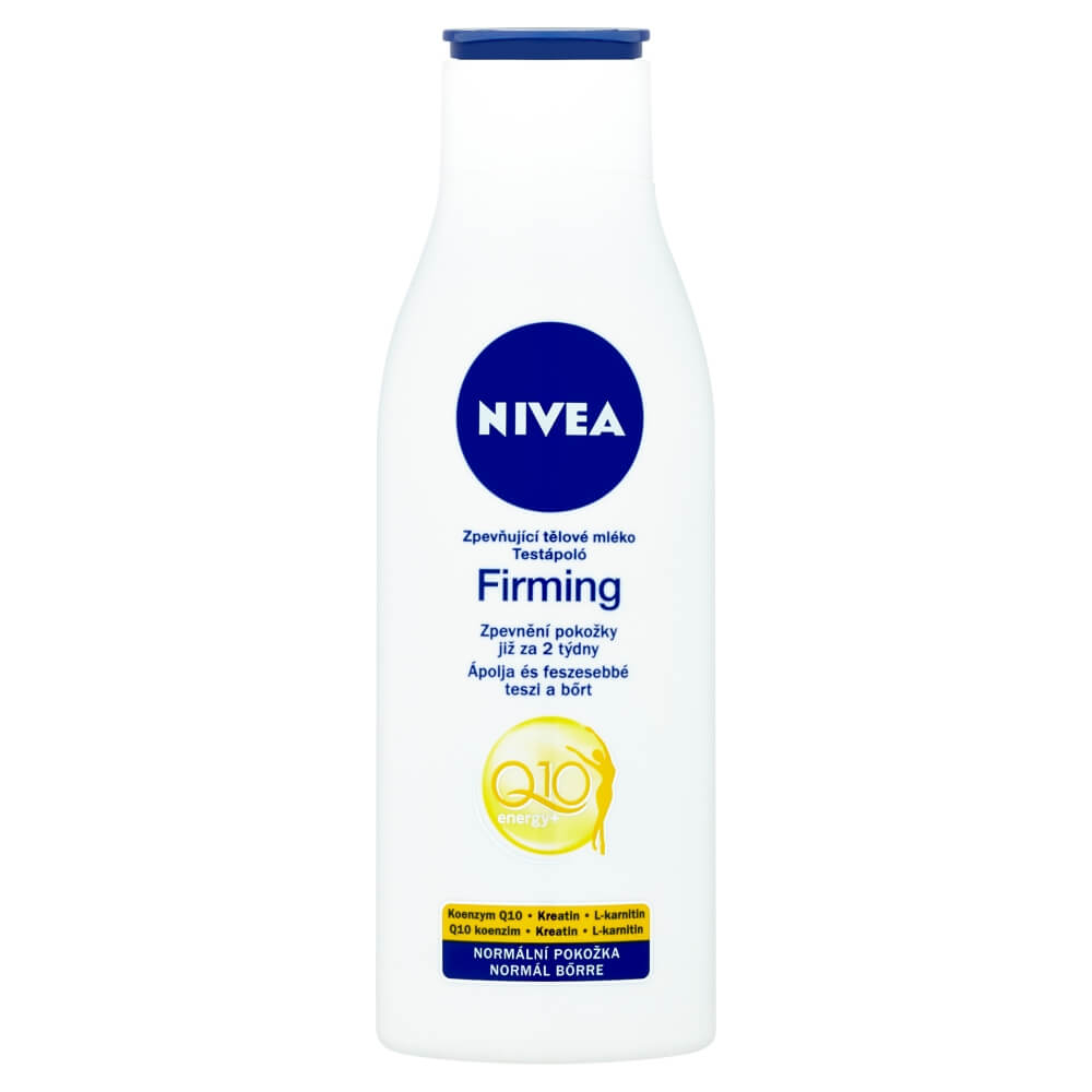 NIVEA Telové mlieko 250 ml Q10