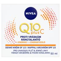 Nivea krém Q10 Plus Denný Energizujúci 50 ml