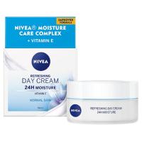 NIVEA Osviežujúci denný krém pre normálnu pleť SPF 8  50 ml