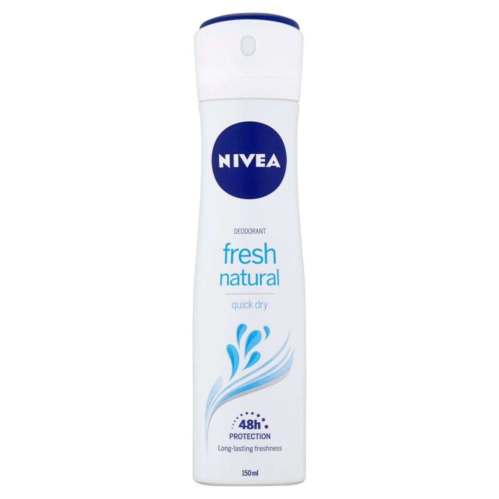 NIVEA Deo For Women Fresh Natural 150 ml