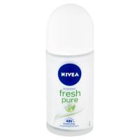 NIVEA Fresh Pure Guličkový deodorant 50 ml