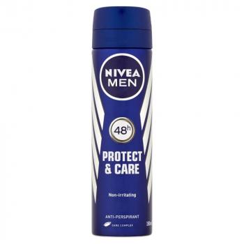 NIVEA MEN antiperspirant v spreji Protect & Care 150 ml