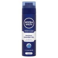 NIVEA MEN gél na holenie Original 200 ml