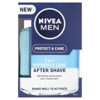 NIVEA MEN Peč.voda po holení 100ml 2v1