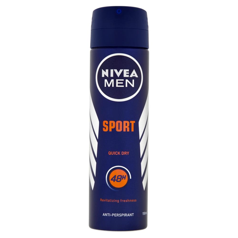 NIVEA MEN Deo sprej Sport 150 ml