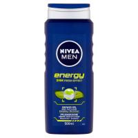 NIVEA MEN sprchový gél Energy 500 ml