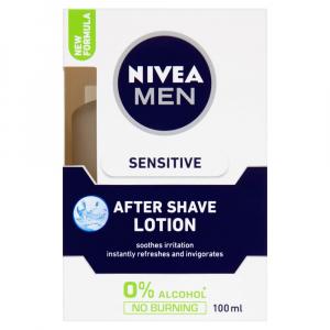 NIVEA MEN voda po holení Sensitive 100 ml