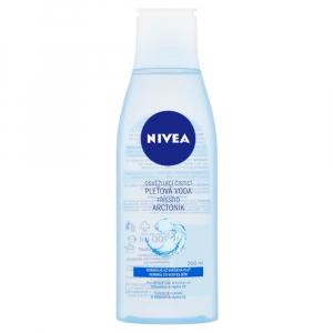 NIVEA Osviežujúca čistiaca pleťová voda pre normálnu a suchú pleť 200 ml
