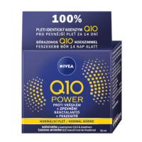 NIVEA Q10 Power Krém proti vráskam Nočný 50 ml