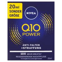 NIVEA Q10 kr.noční proti vráskám 20ml