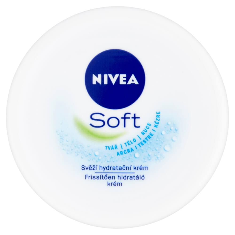 NIVEA Krém soft 50 ml