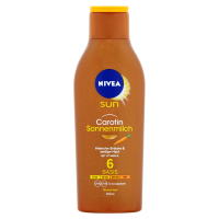 NIVEA Sun Mlieko na opaľovanie s karoténom OF 6 200 ml
