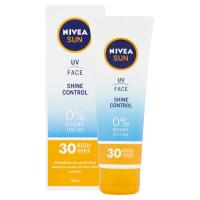 NIVEA Sun Zmatňujúci pleťový krém na opaľovanie OF 30 50 ml