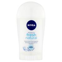 NIVEA Tuhý dezodorant Fresh Natural 40 ml
