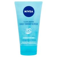 NIVEA Pure Effect Hĺbkovo čistiaci gél Clean Deeper 150 ml